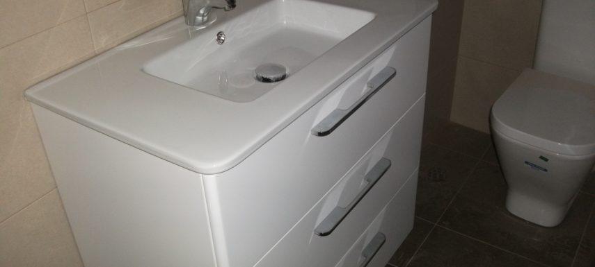 , Mi elección: mueble de baño Tecia de Campoaras de 80 cm