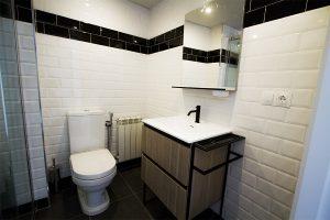 mueble de baño suspendido, Mueble de baño suspendido Structure de Royo