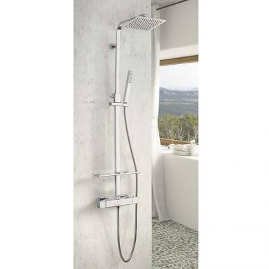 Conjunto de ducha moderno
