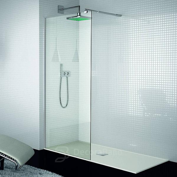 Mampara de ducha fija modelo 300 de Kassandra